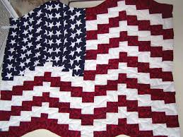 Free Quilt Patterns Waving The Flag Patriotic Pattern wallpaper ... & American Flag Quilt Pattern Turn the classic American Flag design into a  nostalgic quilt. Step-by-step instructions help you create your next family  ... Adamdwight.com