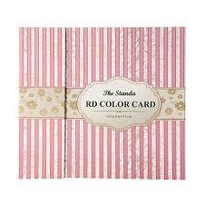 Nail Display 120 Colors Nail Display Chart Book Nail Polish Gel Color Display Card Nail Art Showing Board 2 Types Color 02