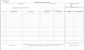 Leave Of Absence Form Template Absence Record Template