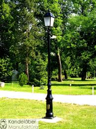 high quality first class cast iron lamp post they can be used in public places private gardens for decorating the environment