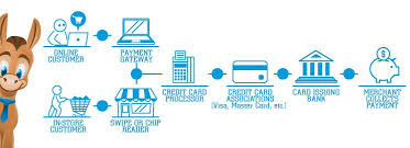 Credit Card Processing Comparison Chart 2019 Credit Card Processing Fees May Surprise You