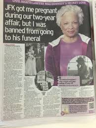 """Ken Follett on Twitter: """"I was startled by this clever Blinkbox ad for Edge  of Eternity in today's Daily Mirror: a spoof news story on Maria.  http://t.co/CThUDSSQjh"""""""