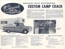 Collector Car Corner – 1965 Chevy Pickup with slide-in camper ...