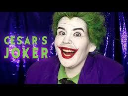 cesar romero s joker makeup tutorial day 16 lets learn makeup