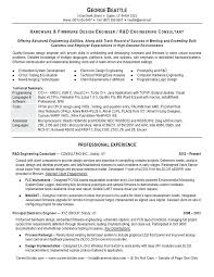 Domestic Engineer Resume Sample Best Of Software Performance Engineer Sample Resume Soaringeaglecasinous