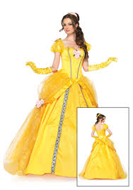Disney Costume Ideas Belle Disney Womens Disney Deluxe Belle Costume