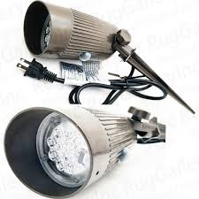 Commercial Electric Led Spike Light 187 681 Upc 819286011873 Commercial Electric 700 Lumen Multi Color