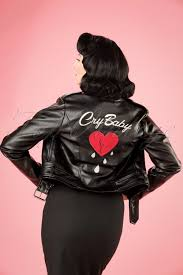 collectif clothing kim cry baby biker jacket in black 21713 20170609 3w