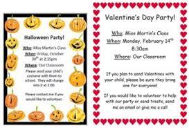 Class Party Invitation Classroom Party Invitations By Miss Martin Teachers Pay Teachers
