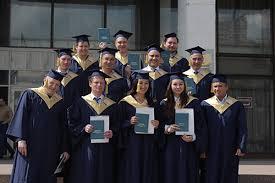 Получили дипломы первые выпускники программы Второе высшее МВА   выпускникам двойной программы факультета Международный институт государственной службы и управления РАНХиГС МИГСУ Второе высшее образование МВА
