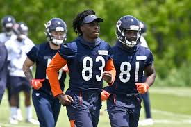 Usmnt Depth Chart Balanced Talented And Motivated A Look At The Bears Depth