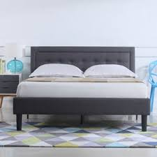 Cal King Bed Frame Low Profile | Wayfair