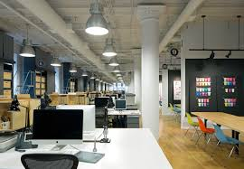 New office designs Hot Desk Office Black And White Office With Teak Furniture Above The Law 19 Office Workspace Designs Decorating Ideas Design Trends
