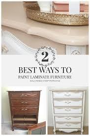 hendrickson furniture. 2 Best Ways To Paint Laminate Furniture W Salvaged Inspirations Hendrickson