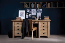 indigo home office. The Oak Grand Draughtsman\u0027s Desk Indigo Home Office R