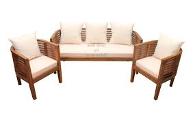 wood sala set furnitures modern wooden sofa designs home decor