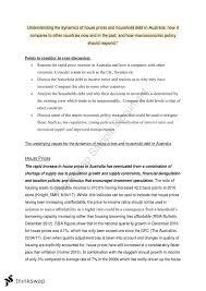 econ macroeconomics structured essay econ introductory econ1002 macroeconomics structured essay
