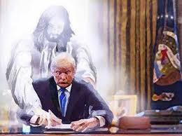 Pols Of State Sent Mike - Trump Colorado Pompeo Secretary God