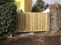 tongue groove gates from bristol