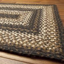 kilimanjaro jute braided rugs