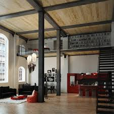 General: Rad Bedroom - Loft Apartment Design
