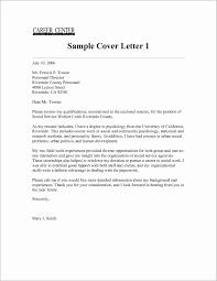 Examples Of Cover Letter For Resume Resume Online Builder