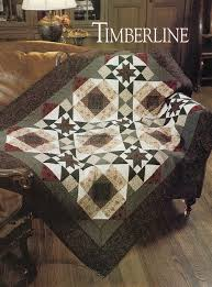 Timberline Quilt Pattern Pieced BH | Masculine Quilts | Pinterest ... & Timberline Quilt Pattern Pieced BH Adamdwight.com