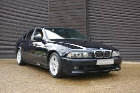 Used BMW 5 Series E39 525I M Sport INDIVIDUAL Automatic Saloon ...