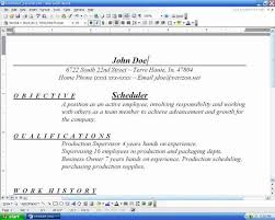 resume example 2 qualifications for a resume examples