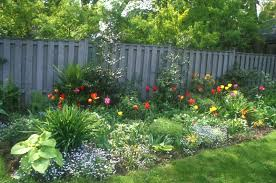 Small Picture Perennial Flower Garden Designs Landscape Design