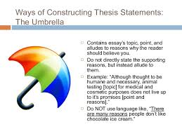 thesis and support ppt plus gritty student ideas for online  9 ways of constructing thesis