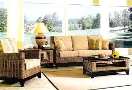 wicker sunroom furniture. Fine Sunroom Wicker Sunroom Furniture Set Small Throughout Wicker Sunroom Furniture