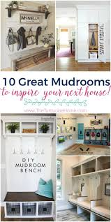10 Great Mudroom Ideas to Inspire your Next House!
