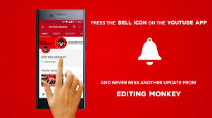 Youtube Icon Template Press The Bell Icon Intro Free Youtube Template