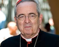 Image result for Cardinal Justin Rigali