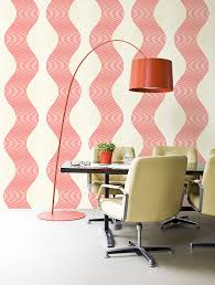 Red Wallpaper Rood Behang Collectie Motion Bn Wallcoverings