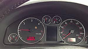 Audi A6 2 5 Tdi 51 Plate Esp Light Idling Youtube
