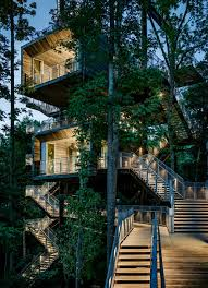 Treehouse Pictures The Sustainability Treehouse Mithun Archdaily