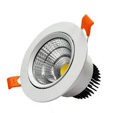 <b>Wholesale Price</b> 10W/15W <b>Dimmable</b> COB Epistar Chip Recessed ...