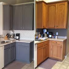 White Stained Kitchen Cabinets With Regard To Desire