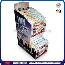 Table Top Product Display Stands Tsda100 Custom Supermarket Countertop Acrylic Chocolate Display 45