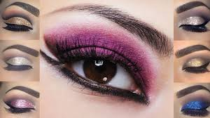 glitter smokey eye makeup tutorial learn how to apply professional make up step by step for yourself you