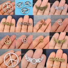 150pcs antique bronze silver gold small 2 jpg