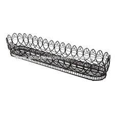 china bread basket for serving metal countertop fruit vegetable rack great for