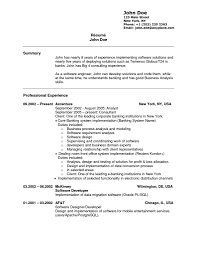 Resume Sample No Work Experience Template Within Templates For