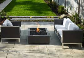 bento 32 concrete charcoal backyard modern