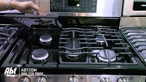 Gas Range With Gas Oven Lg Freestanding Double Gas Oven Range Ldg3036 Overview Youtube