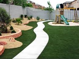 Amazing of Artificial Grass Backyard Ideas Garden Decors