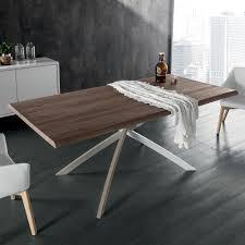 Esstisch 200x100cm Tischplatte Aus Massivholz Design David