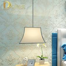 Wallpaper For Bedroom Aliexpresscom Buy Modern Simple Beige Pink Damask Wallpaper For